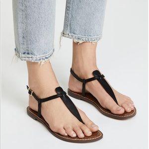 Sam Edelman black sandals size 10